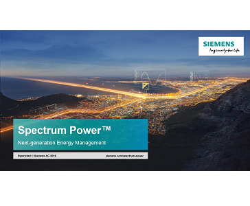 Utilities Applications - Siemens Spectrum Power™